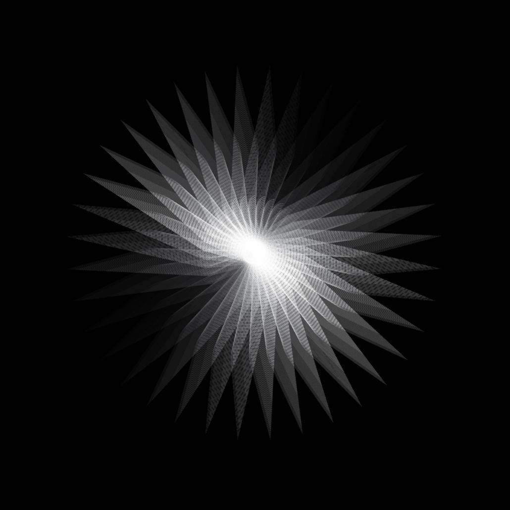 formes de découpe géométriques vectorielles représentant des ailes