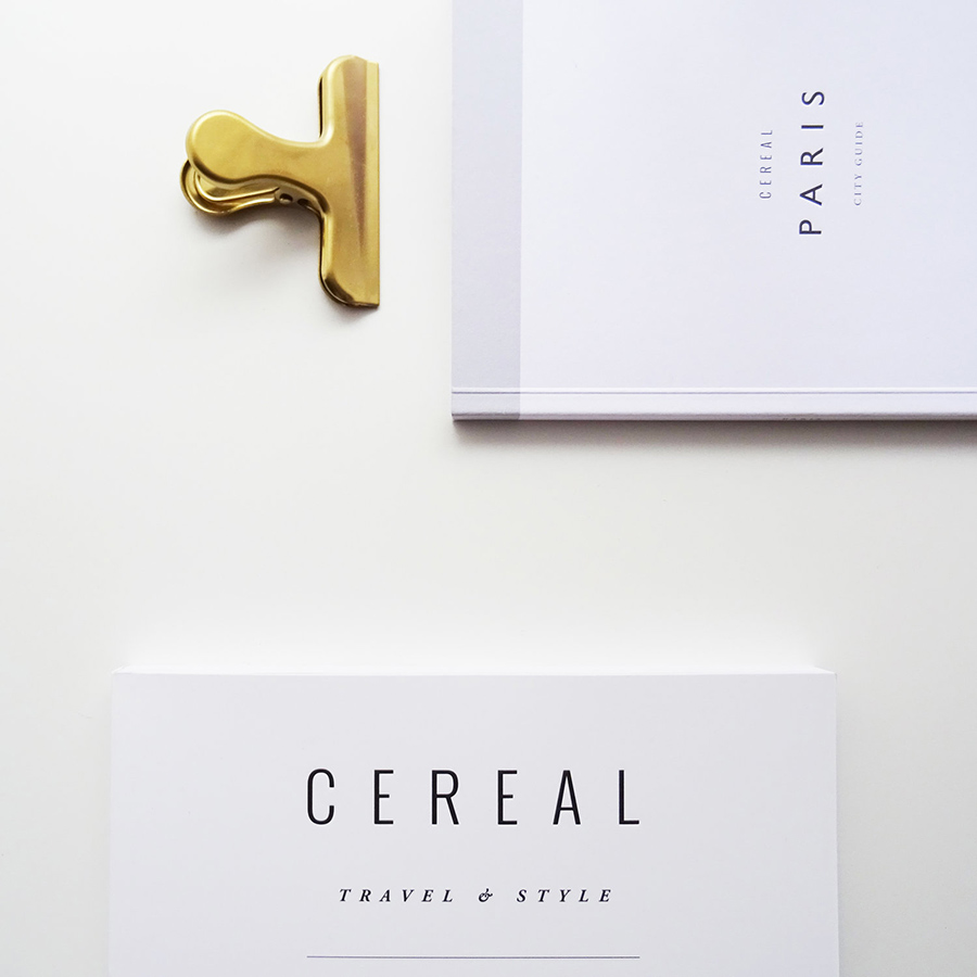Still Life photo de magazine cereal