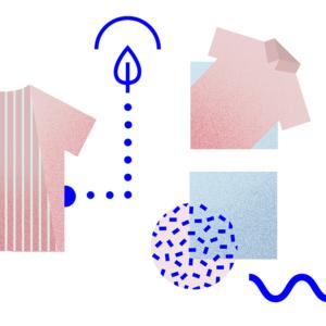 t-shirt et sustainable fashion
