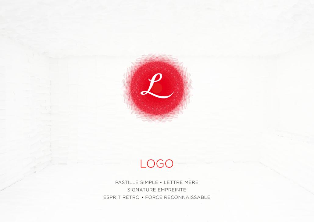 nouveau logo pour la marque leica