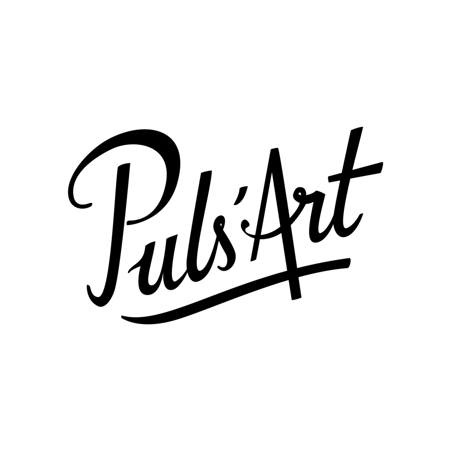 logo pour l'agence Puls'Art