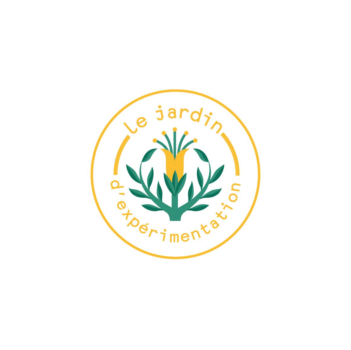 logo le jardin d'expérimentation