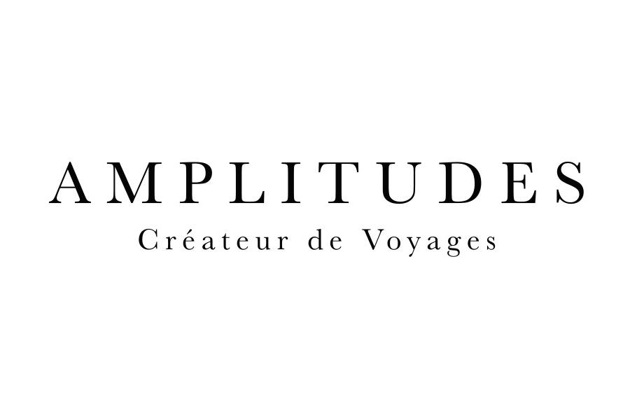 logo de l'agence de voyage amplitudes